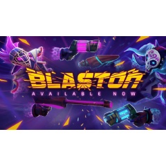 Blaston - Available now for Oculus Quest