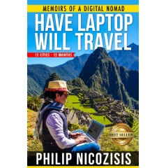 """Have Laptop, Will Travel"" by Philip Nicozisis"
