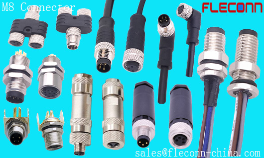 Fantastic M8 Connector M8 Cable And 3 Pin 4 Pin Male Plug Female Receptacle Wiring Digital Resources Spoatbouhousnl