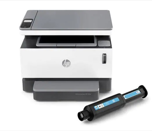 World's first toner tank, launched by HP | WebWire