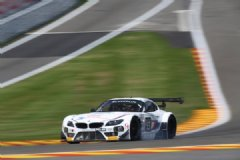 Stefano Comandini, Eugenio Amos, Stefano Colombo, Michaela Cerruti, ROAL Motorsport, BMW Z4 23-27.07.2014. 24 Hours of Spa Francorchamps - - This image is copyright free for editorial use. © Copyright: BMW AG