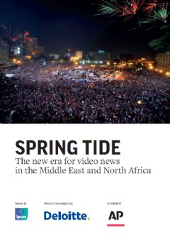 Spring Tide: The new era for video news in the Middle East and North Africa