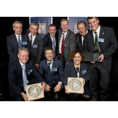 Electrolux Supplier Awards 2014