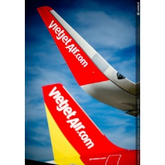 Vietnam's VietJet Air marked the start of a major expansion with delivery of its first A320 ordered directly from Airbus, which was celebrated in Toulouse, France on 26 November 2014