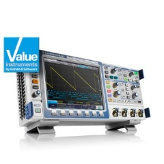 Rohde & Schwarz is expanding its R&S RTM bench oscilloscope family by adding a new 200 MHz bandwidth model.