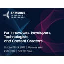 Samsung Reveals the Speakers and Topics at the Forefront of Connected Thinking for Samsung Developer Conference 2017