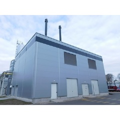 New combined heat and power plant at MAN Truck & Bus site in Munich
