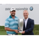 Wire-to-wire win: Marc Leishman dominates the BMW Championship.
