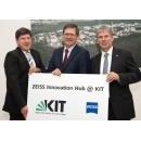 ZEISS Invests €30 Million in Innovation Hub at KIT