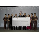 Singapore Airlines' 70th Anniversary Events Raise $2.55 Million For Community Chest