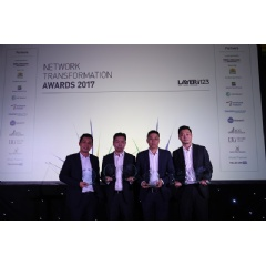Huawei won multiple awards at the SDN NFV World Congress