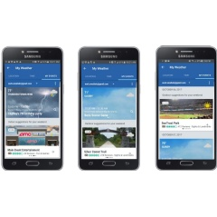 Download The Weather Channel Made for Samsung App with TripAdvisor (new window)