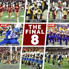 "Eight HBCU Bands ""March On"" to the 16th Annual Honda Battle of the Bands Invitational Showcase. The Final 8 bands will perform at the 16th annual Honda Battle of the Bands on January 27, 2018."