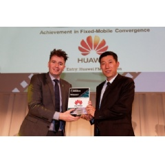 Huawei received