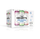 Henry's Hard Sparkling Water Hopes Slim Cans Spark Growth