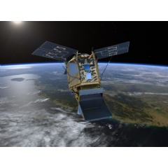 Sentinel-5P is one of the overall six satellites in the EU-sponsored Copernicus program (Photo: ESA)