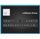 Passenger volume of Lufthansa Group airlines increased by one third in November in comparison to last year