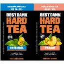 Anheuser-Busch adding new hard iced teas under Best Damn banner