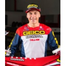 Martin to Race CRF450R at Three AMA Supercross Rounds