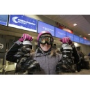Ski Flights Take Off From Manchester