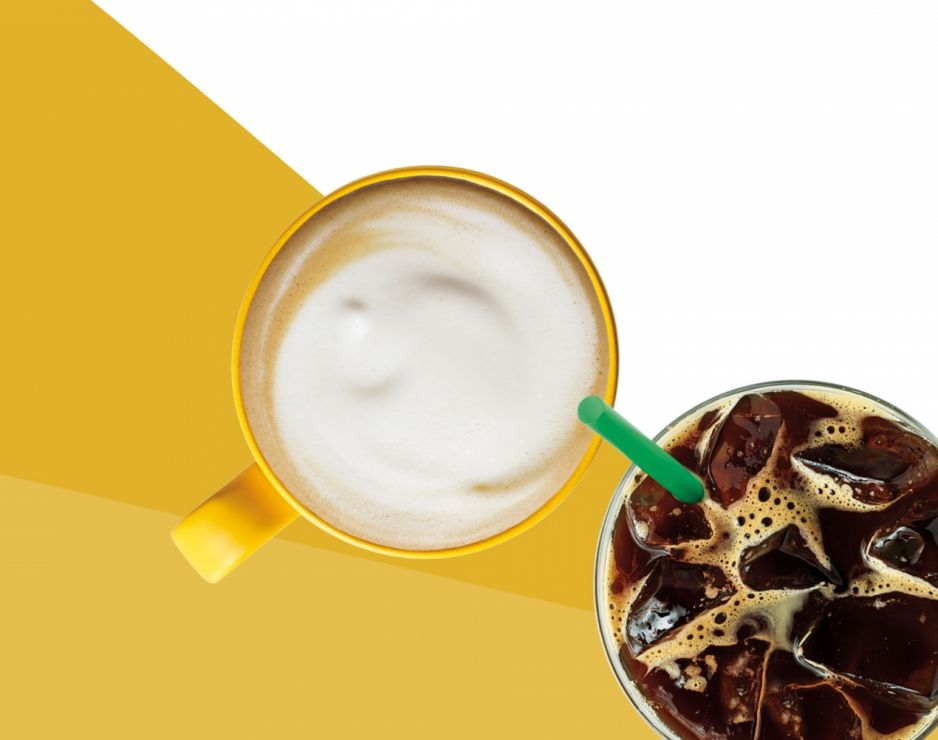 Starbucks espresso goes 'blonde' to lure in new coffee drinkers