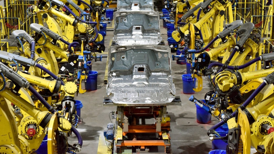 A new $25 million investment for additional manufacturing enhancements brings Ford's total investment at Kentucky Truck Plant to $925 million and allows the company to increase manufacturing line speed