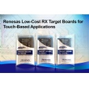 Renesas Electronics Introduces Low-Cost Target Boards to Support Growing RX 32-bit MCU Family