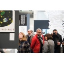 Creative exchange: communication design exhibition opened in front of a full audience