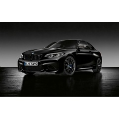 The new BMW M2 Coupé Edition Black Shadow.