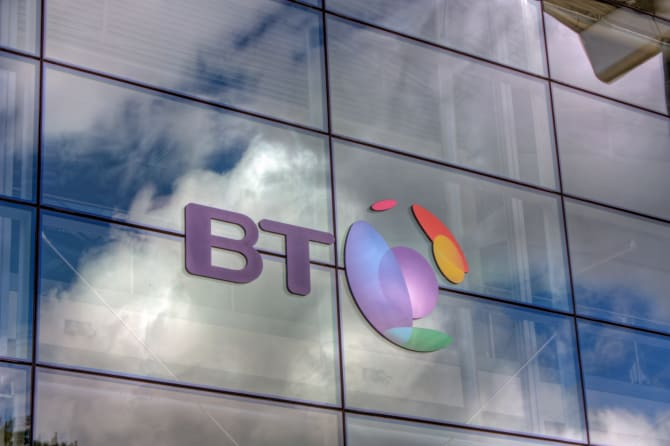 BT Group plc (BT) Trading at $16.64 after Inrease