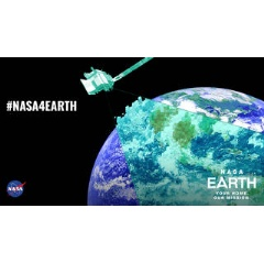 To celebrate Earth Day 2018, NASA is highlighting a variety of innovative technologies and encouraging the public to use several online tools and the hashtag #NASA4Earth.