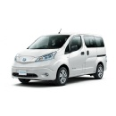 Nissan introduces improved e-NV200 with higher-capacity battery