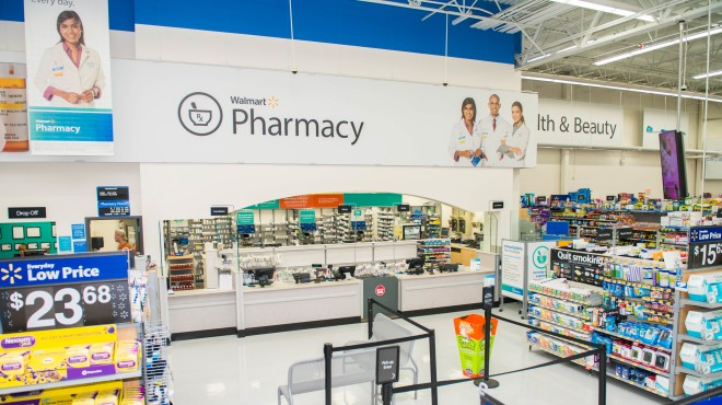 Walmart pharmacies to restrict opioid prescriptions nationwide