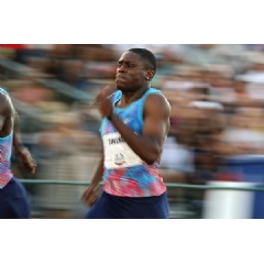 US sprinter Christian Coleman (Getty Images) © Copyright