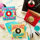 Hallmark Launches New Vinyl Record Birthday Cards Featuring Legendary Warner Music Group Artists