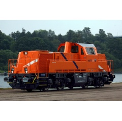 As part of a major overhaul Voith is upgrading 13 of northrail's Gravita locomotives to bring them up to state-of-the-art standards. (Photo source: northrail GmbH)