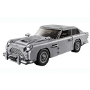 Uncover the secrets of 007's most famous vehicle with the LEGO® Creator Expert James Bond™ Aston Martin DB5