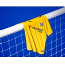 Chelsea Brings Back Classic Yellow Away Kit