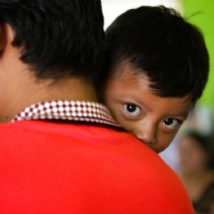 Children like Esbin from Guatemala are benefiting from Save the Children's ongoing and emergency response programs. Save the Children Guatemala, June 2018.