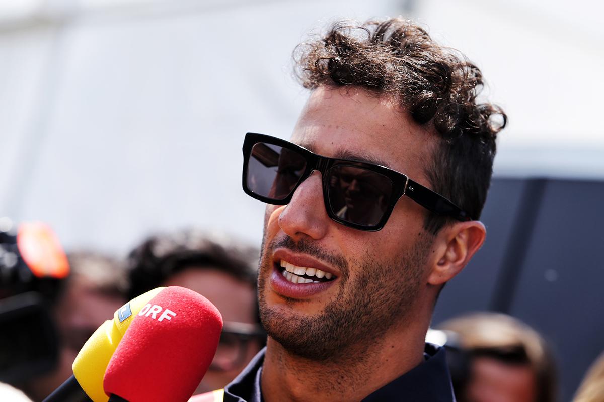 Ricciardo to leave Red Bull at end of F1 season