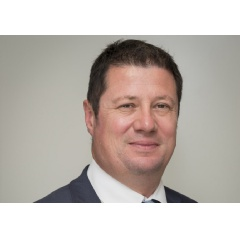 Paul Brown, Managing Director Bombardier Transportation Australia