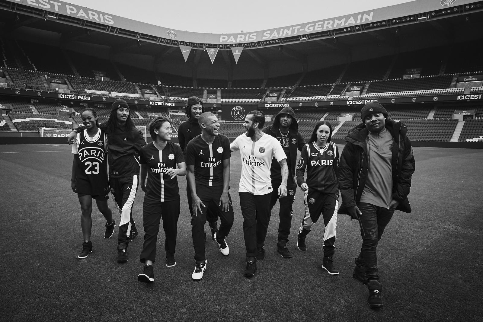 Jordan Brand and Paris Saint-Germain