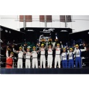 Dunlop 17th consecutive WEC LMP2 clean sweep at 6 Hours of Fuji