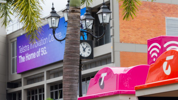 Telstra selects Ericsson as 5G network provider