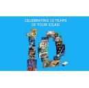 Celebrating 10 Years of Crowdsourcing and Co-creation with LEGO® Fans