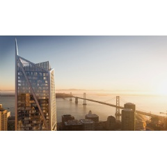 181 Fremont Tower, San Francisco – Best Tall Building (200-299m), Structural Engineering and Geotechnical Engineering awards