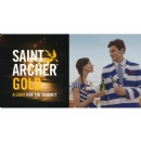 Here are the new TV spots for Peroni and Saint Archer Gold