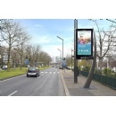 JCDecaux rolls out its new smart and digital street furniture in the Hauts-de-Seine area of Greater Paris