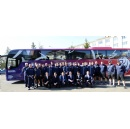 Czech Hockey chooses new Scania bus for team transport