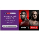 Watch Whyte vs Rivas on Virgin Media
